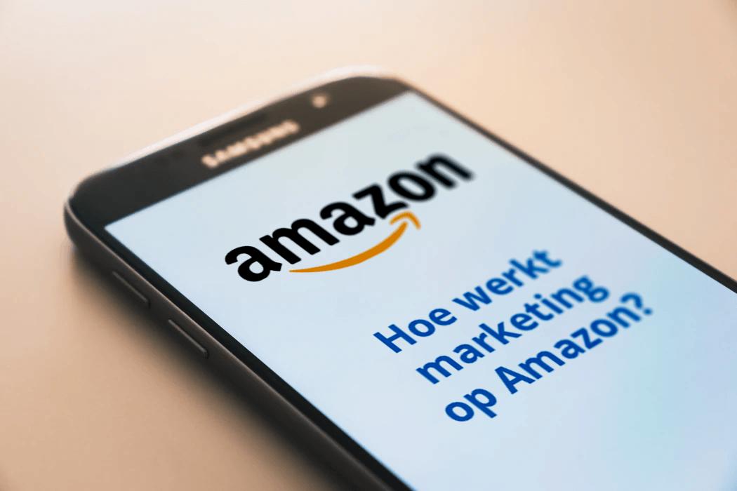 Hoe werkt adverteren op Amazon?