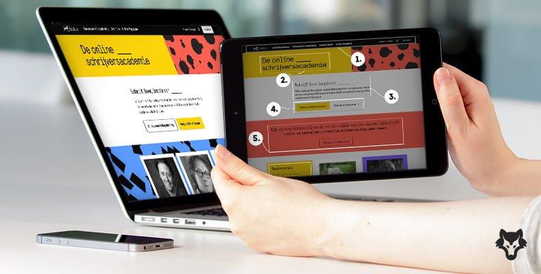Jouw website als media platform