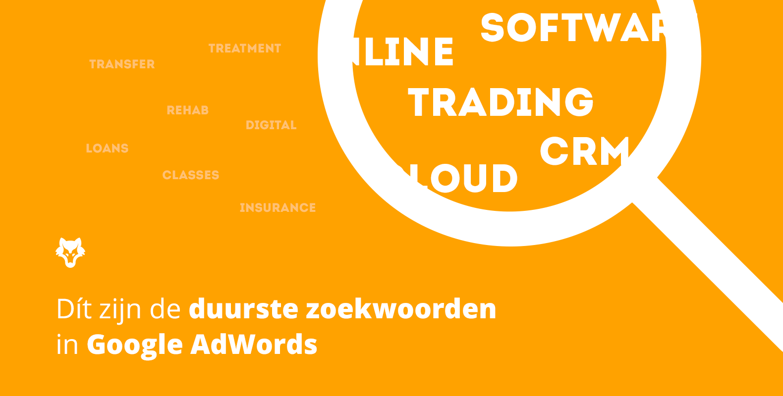 Dít zijn de duurste zoekwoorden in Google AdWords