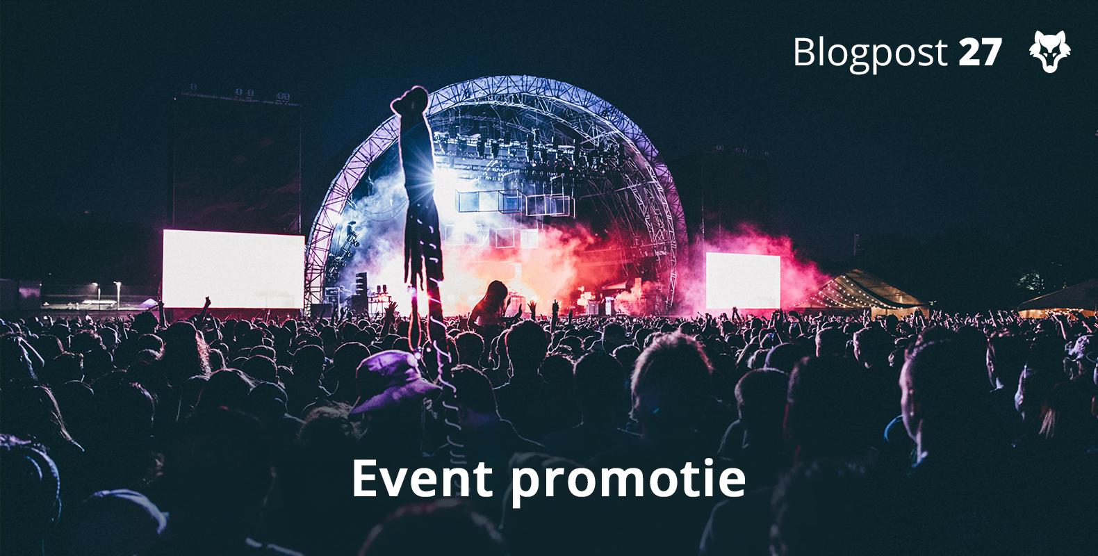 5 tips voor het opzetten van festival marketing