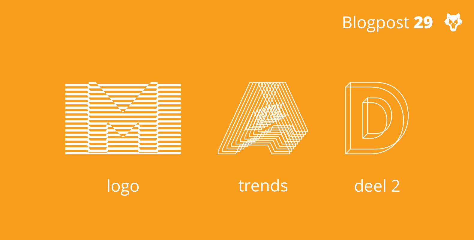 Dit zijn de logo trends van 2017 – deel 2