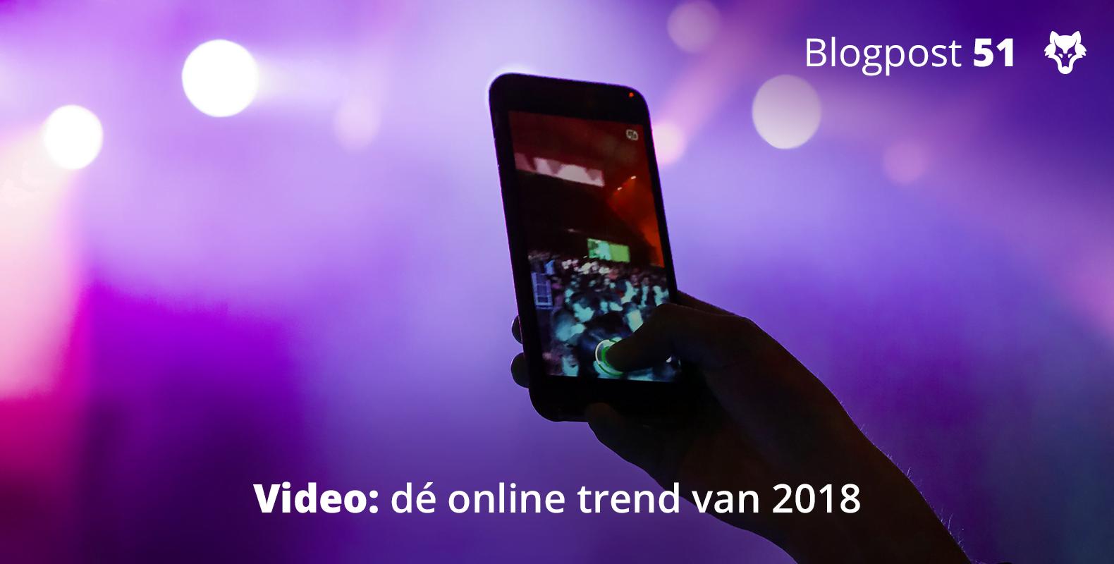 Video: dé online trend van 2018