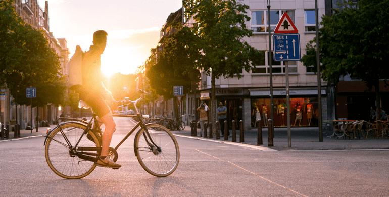 Als Belgische stagiair in Amsterdam