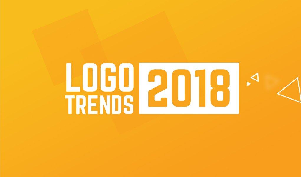 Dit zijn de logo trends van 2018
